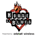 House of Blues logo